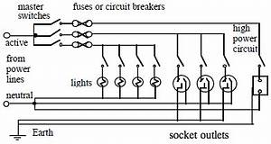 Domestic Electrical Wiring Circuits : electrical safety from physclips ~ A.2002-acura-tl-radio.info Haus und Dekorationen