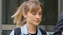 TV actress Allison Mack admits charges in group's sex ...