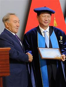 Xi proposes a 'new Silk Road' with Central Asia[2]