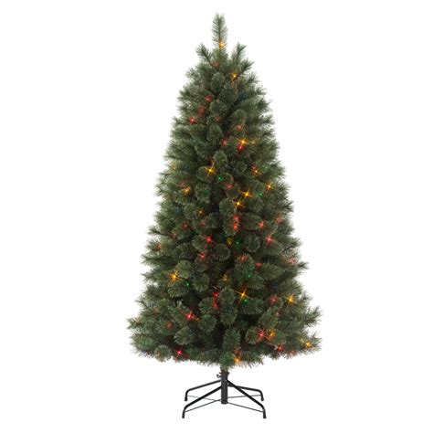 kmart christmas trees pre lit pre lit slim tree kmart