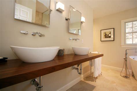 bathroom sink ideas sophisticated bowl trough bathroom sink on wooden