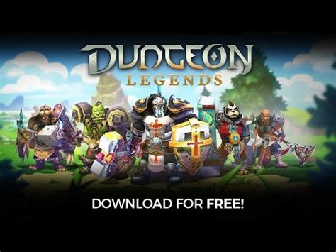 dungeon legends pvp action mmo rpg  op games android