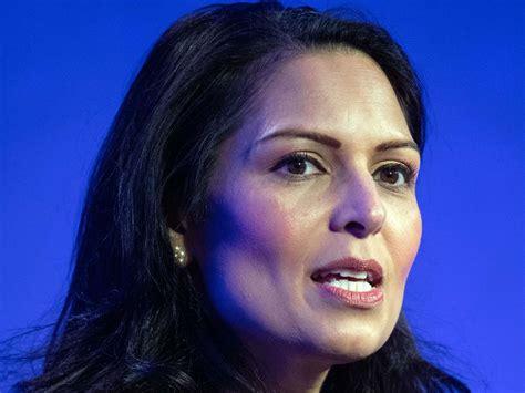 Priti Patel calls Jeremy Corbyn's politics 'racist' in ...