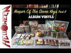 09 KEEPER SEVEN KEYS PART II - ALBUM VINYLS - HELLOWEEN ...