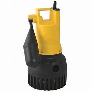 U6k Submersible Sump Pump - U6ke 230v Manual