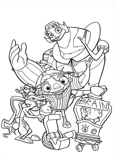 igor coloring pages coloring home