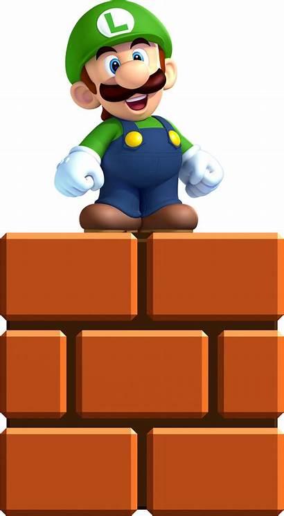 Luigi Super Mario Bros Mini Brothers Bross