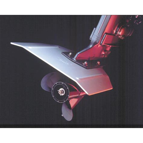 hydrofoil whale tail stabilizer davis xl motor accessories boat guide sportsmansguide