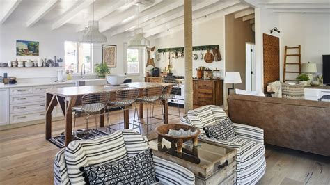 jennifer maxcys ranch home   modern makeover curbed la