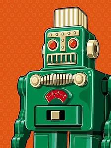 Vintage robot | Robots | Pinterest