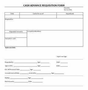 cash advance form template free download champlain With cash advance policy template