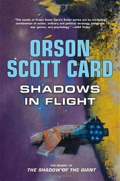 Shadows In Flight (ender's Shadow, #5) By Orson Scott Card