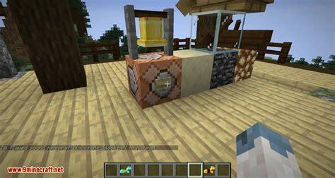 minecraft snapshot crafting villager recipes types 9minecraft