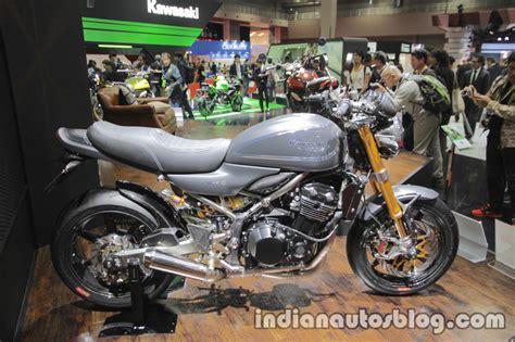 2018 Kawasaki Z900 Rs & Kawasaki Z9rsc Unveiled At 2017