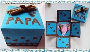 Cadeau Fete Des Peres : bo te explosion ou surprise pour la f te des p res ~ Melissatoandfro.com Idées de Décoration