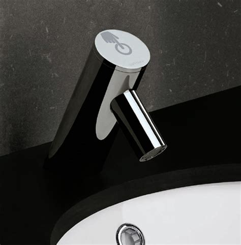 electronic kitchen faucet electronic bathroom faucet from sanindusa the spot