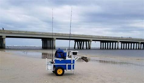 surf fishing tips  catching  fish   beach