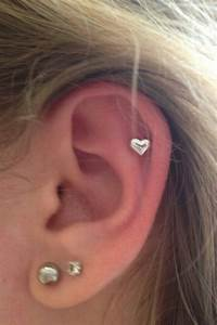 contemplating about getting double earlobe piercing ...