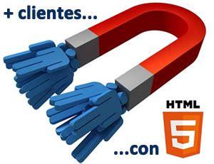 Como Se Hace Una Web Con Templates Html5 by Como Html5 Te Hara Ganar Mas Clientes