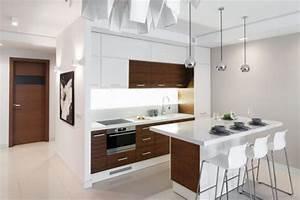 12 impressionantes disenos de modernas islas de cocina for Diseno de islas de cocina