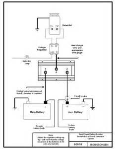 similiar battery isolator diagram keywords battery isolator diagram further dual battery isolator wiring diagram