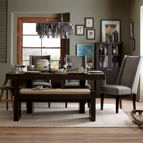West Elm Dining Room Tables by Terra Dining Table Modern Dining Tables By West Elm