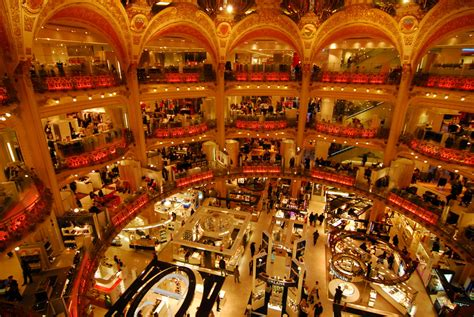 galeries lafayette siege social thoughts and social media
