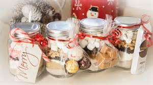 Christmas Gifts Mason Jars