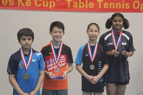 usa table tennis ratings 2017 ittf north america hopes qualification tournament