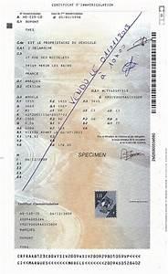 Carte Grise Non Faite Par Le Vendeur : barrer la carte grise lors de la vente d un v hicule ~ Gottalentnigeria.com Avis de Voitures