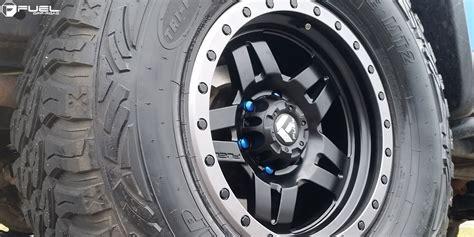 toyota fj cruiser anza  gallery fuel  road wheels