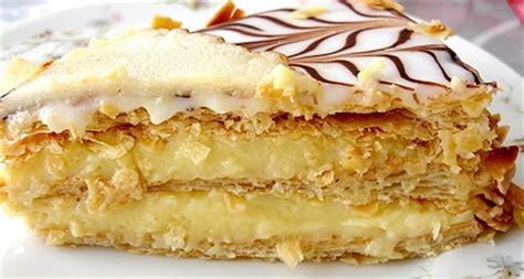 recettes de cuisine fran軋ise facile dessert recette desserts recette gateau millefeuille