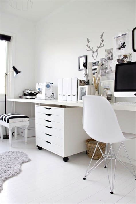 21 ikea desk hacks for the most productive workspace