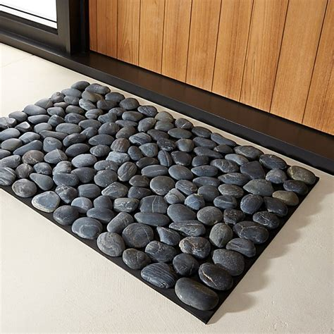 Pebble Doormat by Pebble Mat Cb2