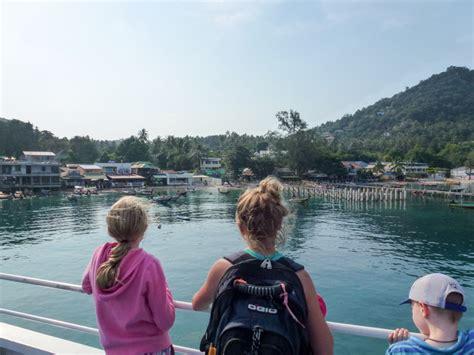 Boat From Bangkok To Koh Tao by Bangkok To Koh Tao Via Sleeper And Ferry Wagoners Abroad