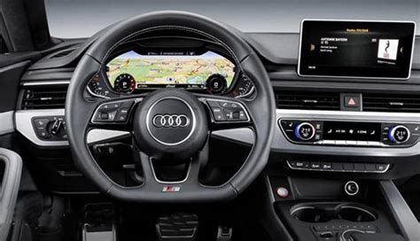 2019 Audi A6 Interior Images  Reverse Search
