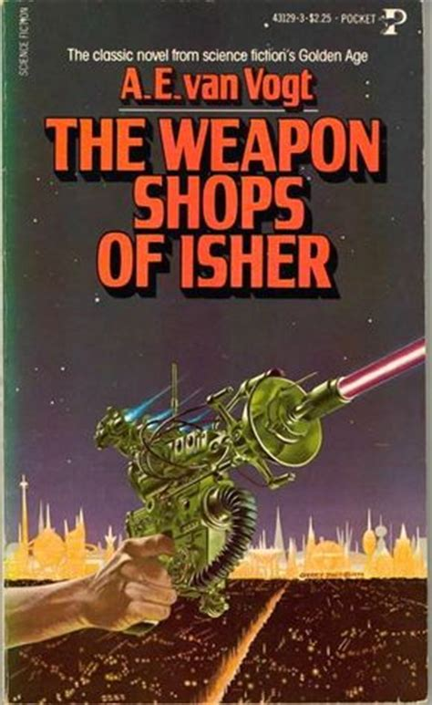 weapon shops  isher  ae van vogt reviews