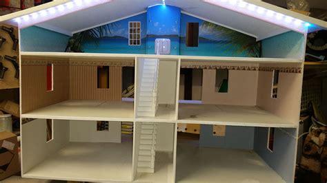 puppenhaus aus holz selber bauen mit twercs bauanleitung  puppenstube amudame