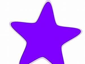 Purple Star clip art - vector   Clipart Panda - Free ...