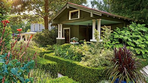 beautiful southern spin   formal garden design southern living