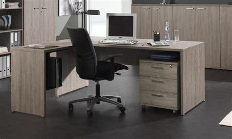 bureau en bureau d 39 angle contemporain chêne espagnol elano bureau