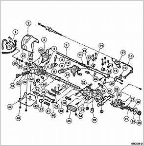 1988 Ford F150 Steering Column Schematic