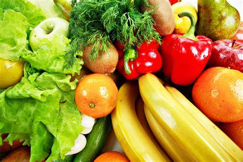 fruits veggies wallpaper
