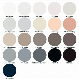Davco Colour Grout Chart Davco Colorgrout 15kg Tilermade