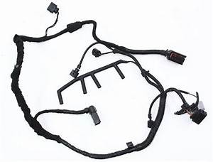 Engine  U0026 Ecu Wiring Harness 2001 Vw Jetta Mk4