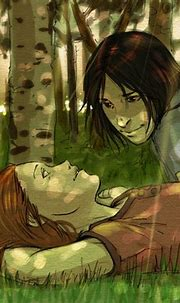 Lily and Snape - Severus Snape Fan Art (23875452) - Fanpop