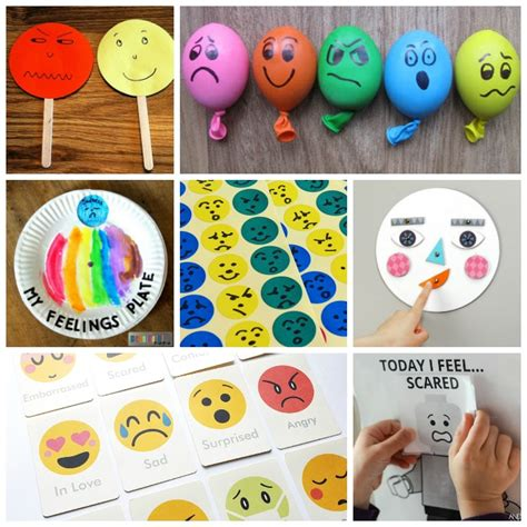 30 activities and printables that teach emotions for 783 | 30 Games Activities Printables To Teach Emotions 1