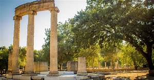 ancient olympia greece the origin of the olympic