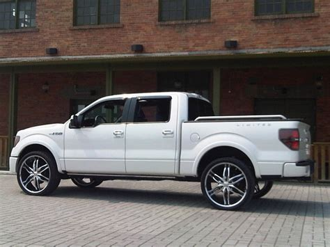 F150 Bed Rails by New Chrome Bed Rails Page 4 Ford F150 Forum