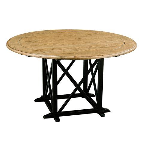 black distressed dining table provincial oak round dining table 1400mm distressed black